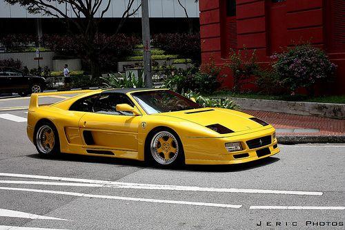 Koenig F48 Ferrari Beautiful Cars Top Cars