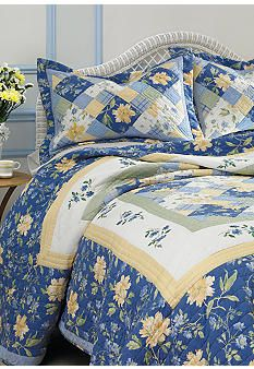 Laura Ashley Emilie Quilt Collection Online Only In 2019