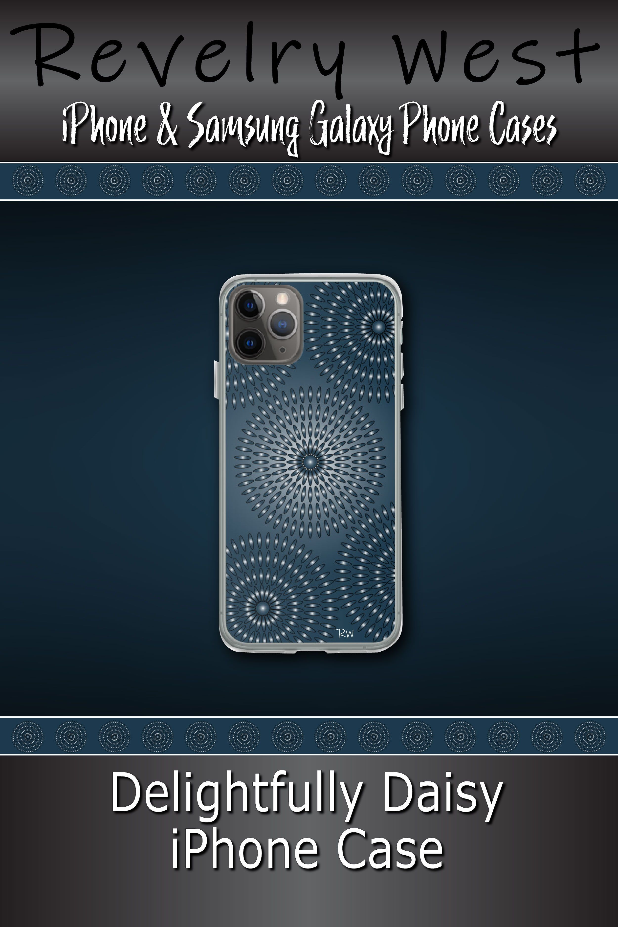 Revelry West  Fashionable Phone Cases That Reflect your Personal Style