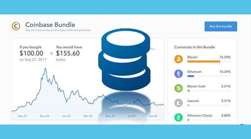 """Coinbase Rolls Out Crypto """"Bundles"""" and New Educational"""
