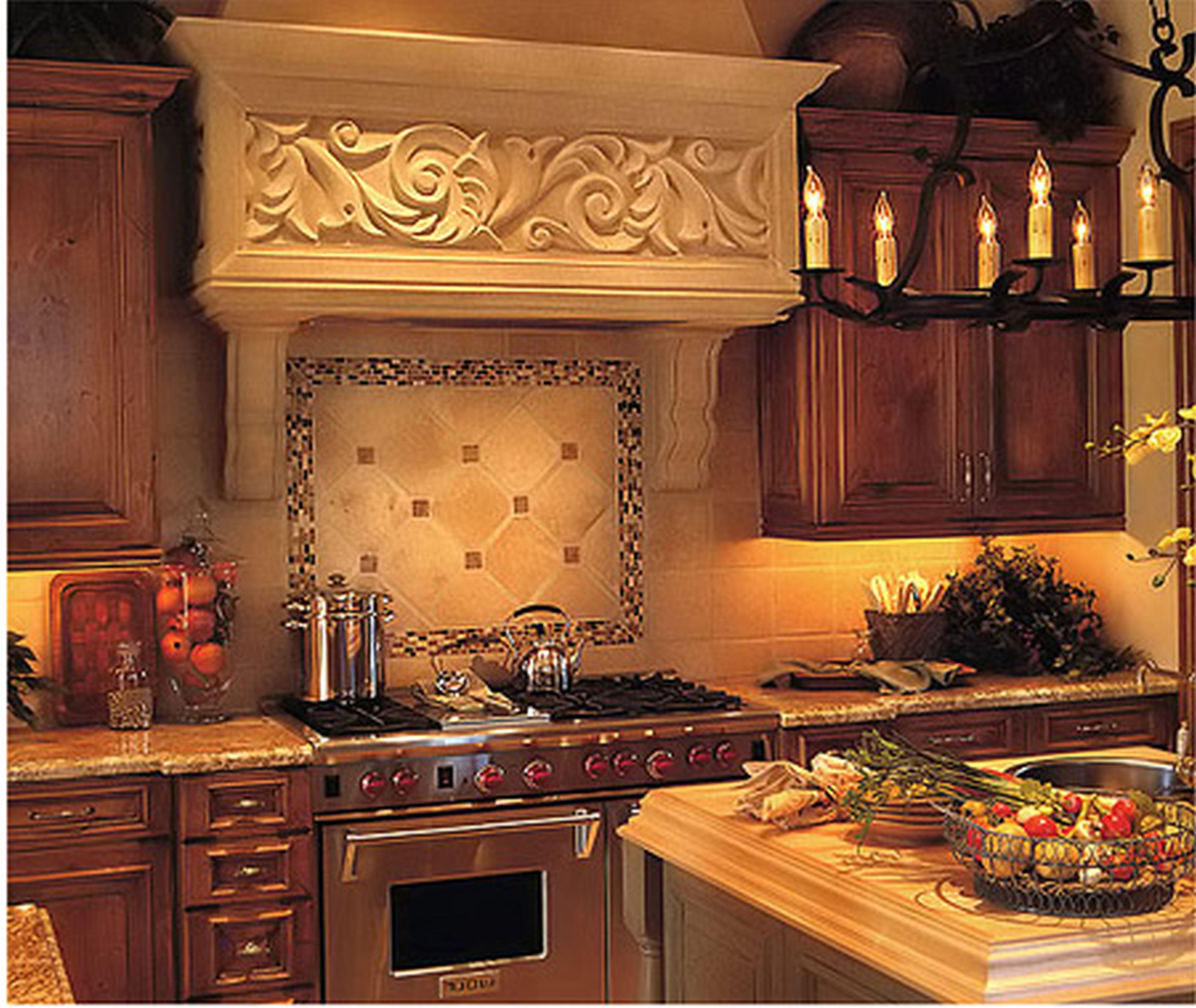 Ornamentation Part Of Kitchen