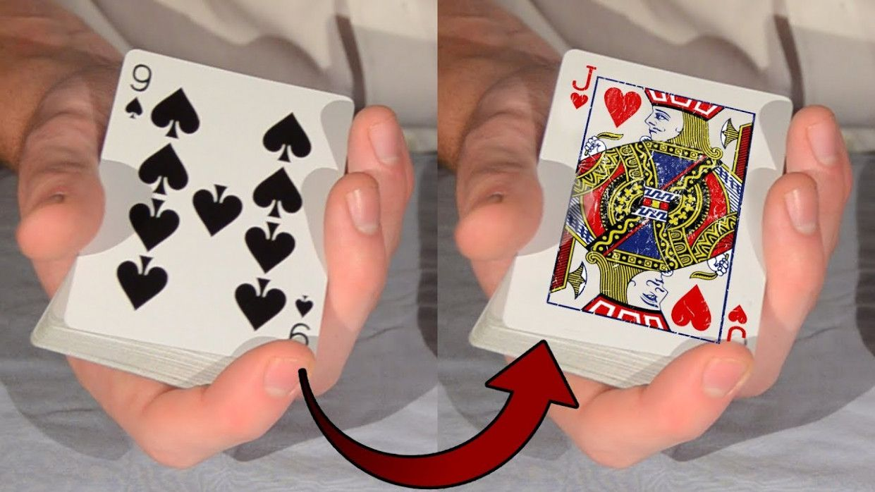 9 Easy Amazing Card Cool Card Tricks Card Tricks Easy Card Tricks