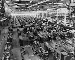 Resultado de imagen para taylorism industrial revolution
