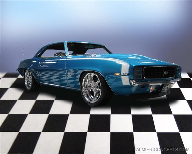 1969 Camero American Cars Of The 50 S 60 S 70 S
