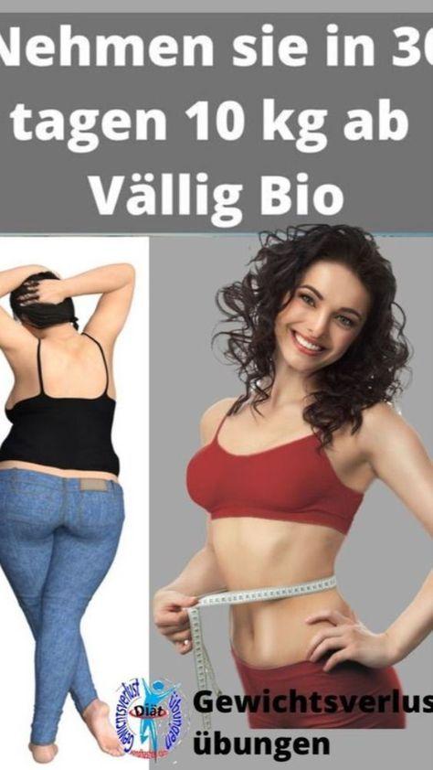 Sättigender plötzlicher Gewichtsverlust