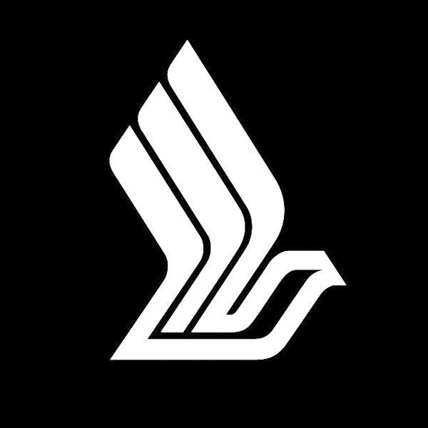 Logo Singapore Airlines Logos Pinterest Logos Animal Logo And