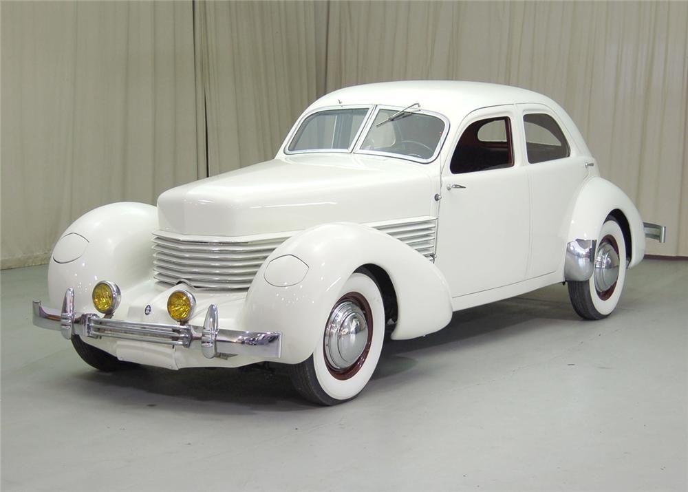 1937 Cord 812 Beverly 4 Door Sedan 63824 Barrett Jackson Auction Company World S Greatest Collector Car Auctions Sedan Vintage Cars Classic Cars