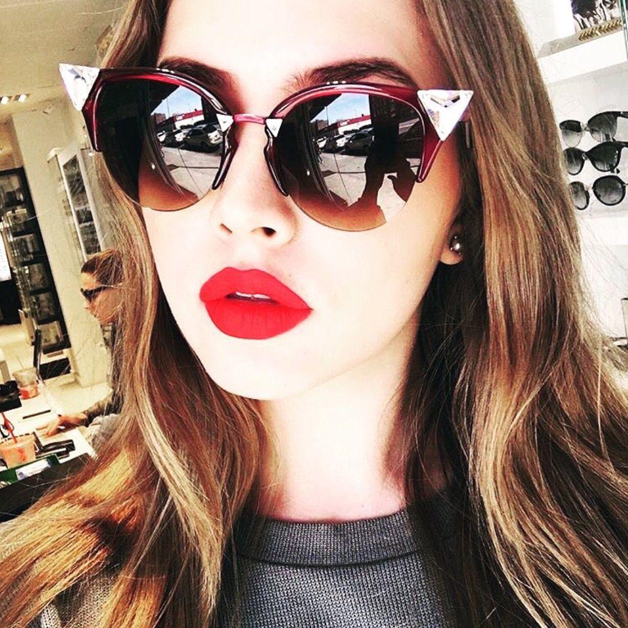 Fendi  Iridia Óculos De Sol Feminino, Oculos De Sol, Sapatos, Luxo 43c4ef0406