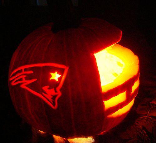 free new england patriots pumpkin stencils Brett Favre might be