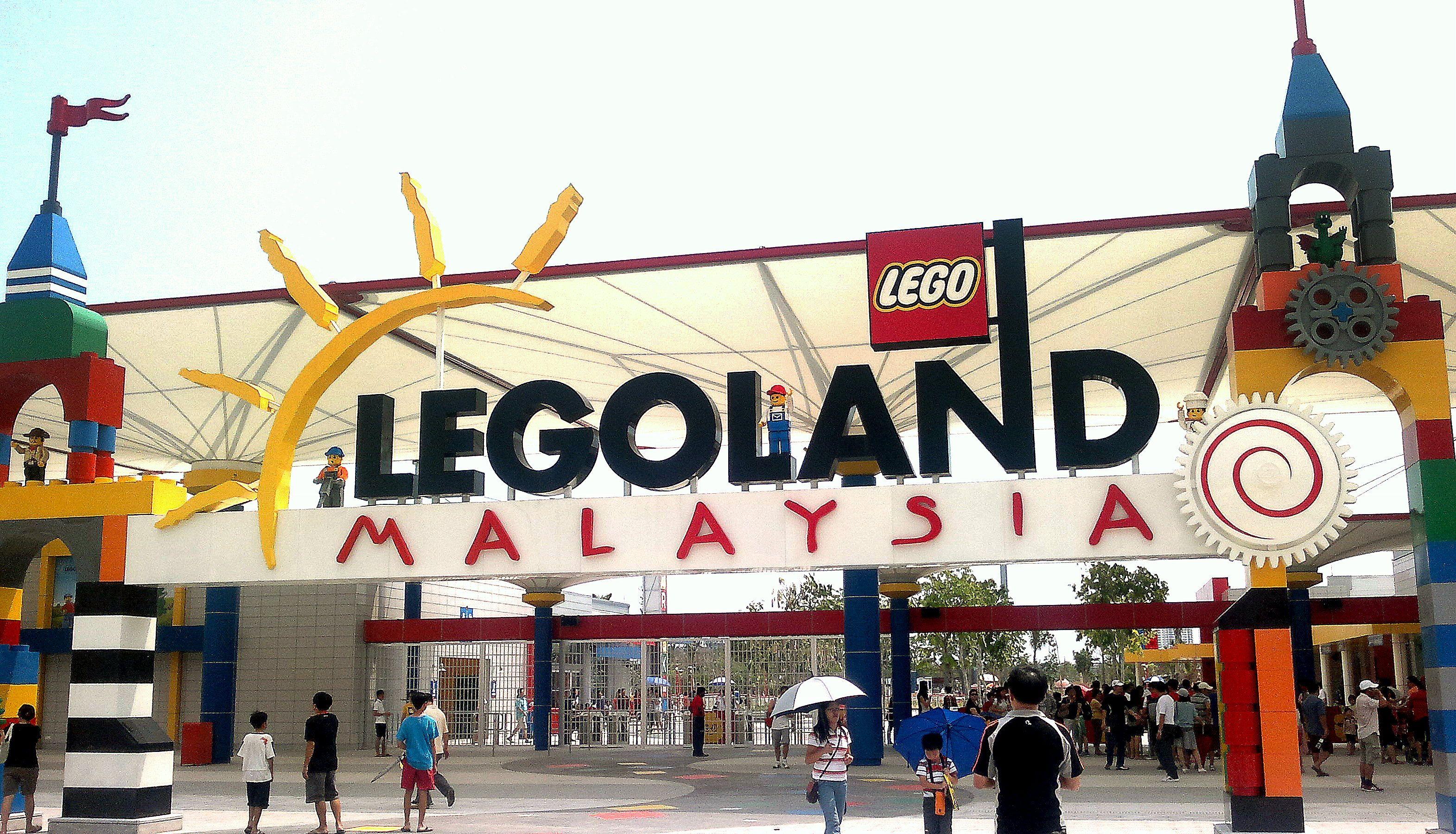 Legoland Malaysia ..... opening 15/9   Legoland malaysia ...