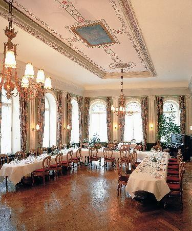 Atrium Hotel Blume Baden Switzerland Hotel Reviews