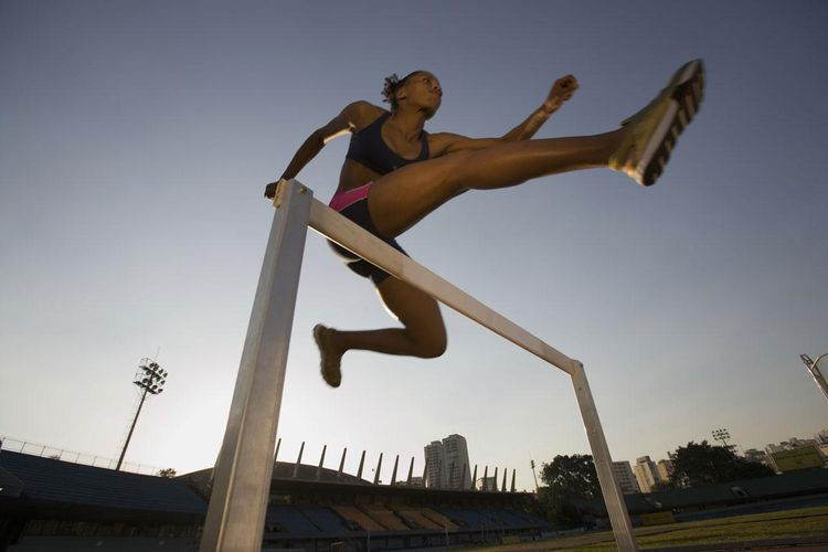 What Are the Most Common Events at a Track and Field Meet?   Track ...