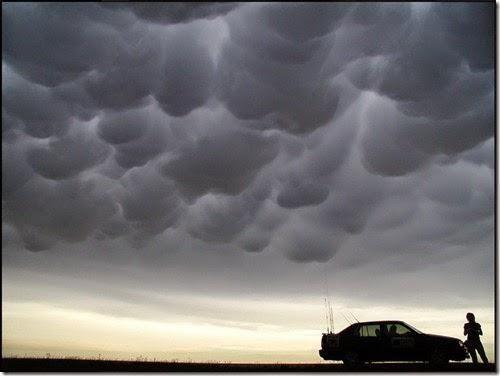 Trucos para fotografiar nubes