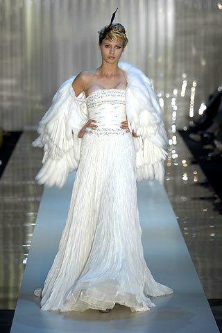 Armani Privé Fall 2006 Couture Fashion Show   Couture fashion ...