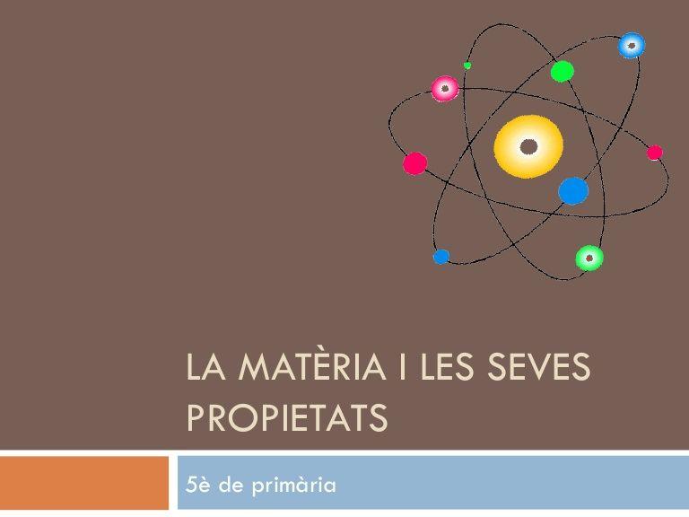 La matèria i les seves propietats Cole matèria i materials Pinterest - new tabla periodica en memorama