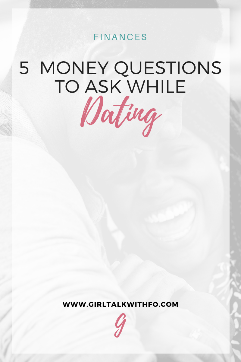 Finances while dating