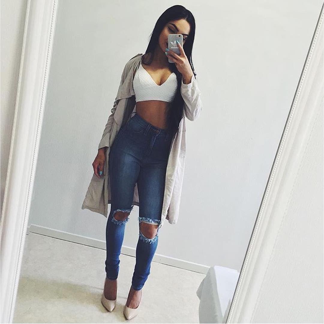 Fashion Nova On Instagram We Love Posting Customer Pictures So Get Tagging Fashionnova Fashionnova Thank You A Luck Jeans Fashion Clothes