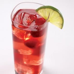 Fizzy juices/natural sodas won't contain pesticide residue, or artificial ingredients.