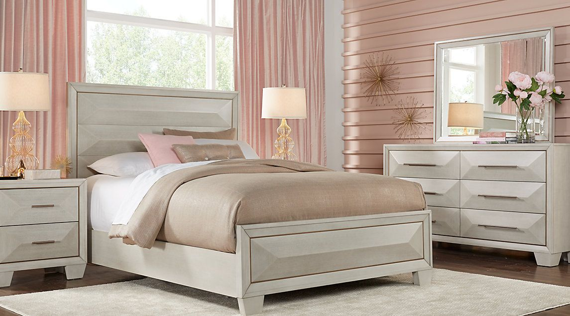 Rooms To Go king bedroom sets for sale. Browse a variety of styles ...