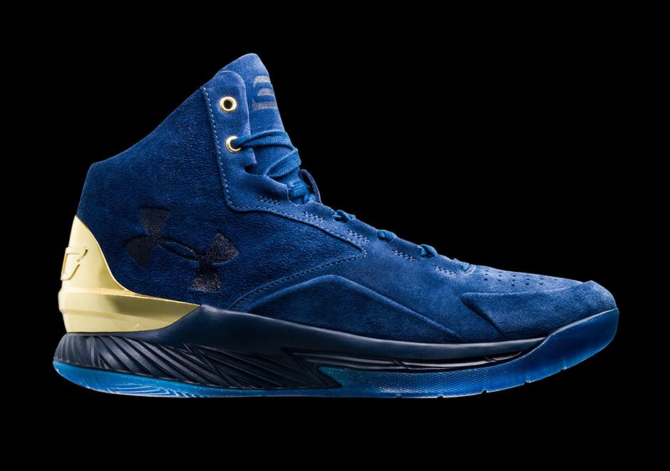 b071172e775e  sneakers  news The Under Armour Curry Lux Drops In Three New Suede  Colorways Soon