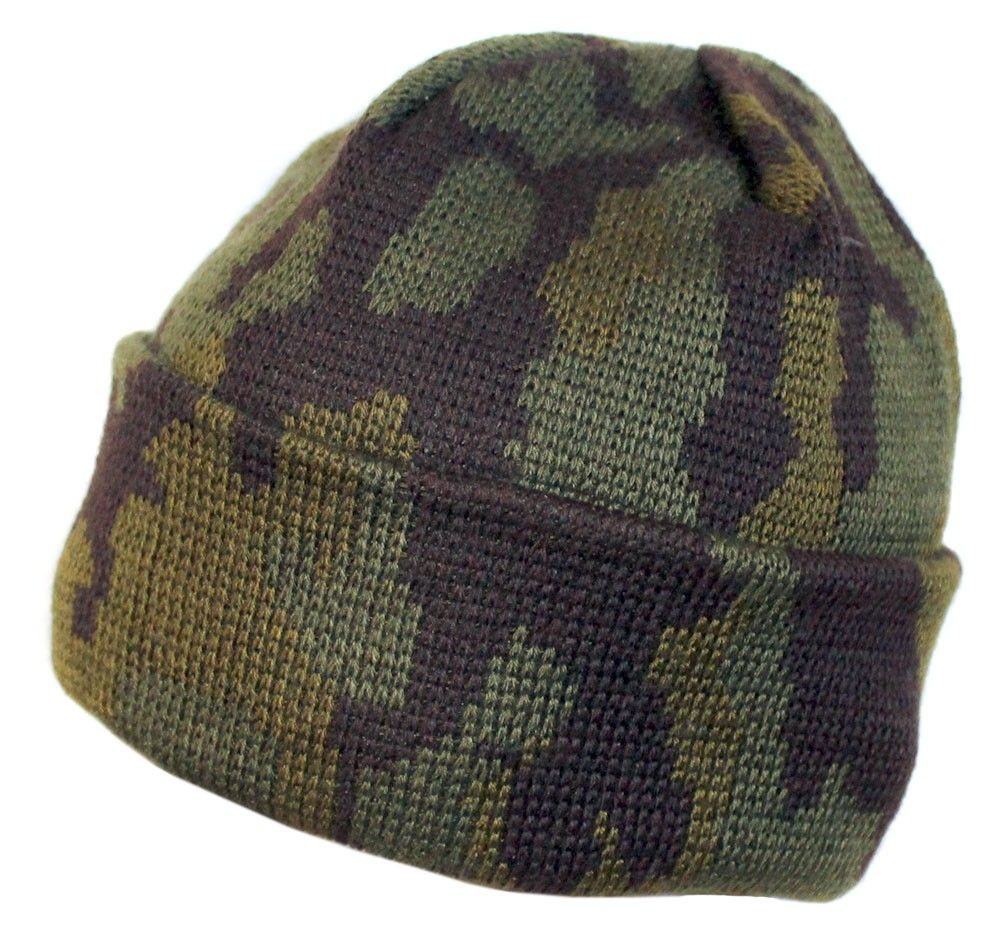 Tactical Hat Half-Woolen Camouflaged Russian Military Field Equipment for Army
