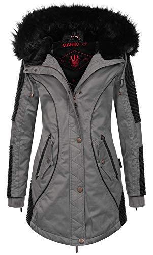 Marikoo Designer Damen Winter Parka Warme Winterjacke Mantel Jacke B372 Amazon De Bekleidung V 2020 G Zhenskie Kurtki Barhatnaya Kurtka Verhnyaya Odezhda Dlya Zhenshin