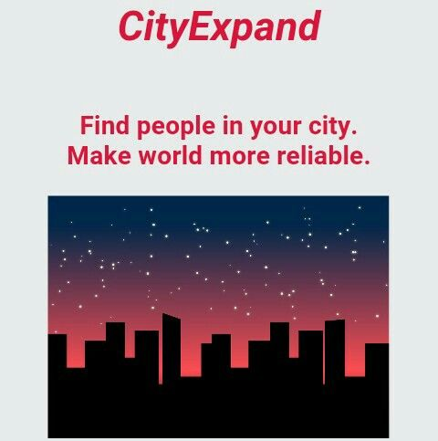 www.cityexpand.com.  find people in your city. Lets meet new people .