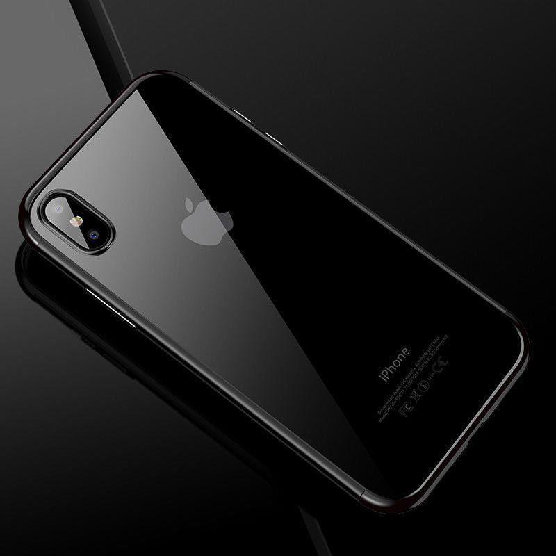 iphone 6s plus silicone case black