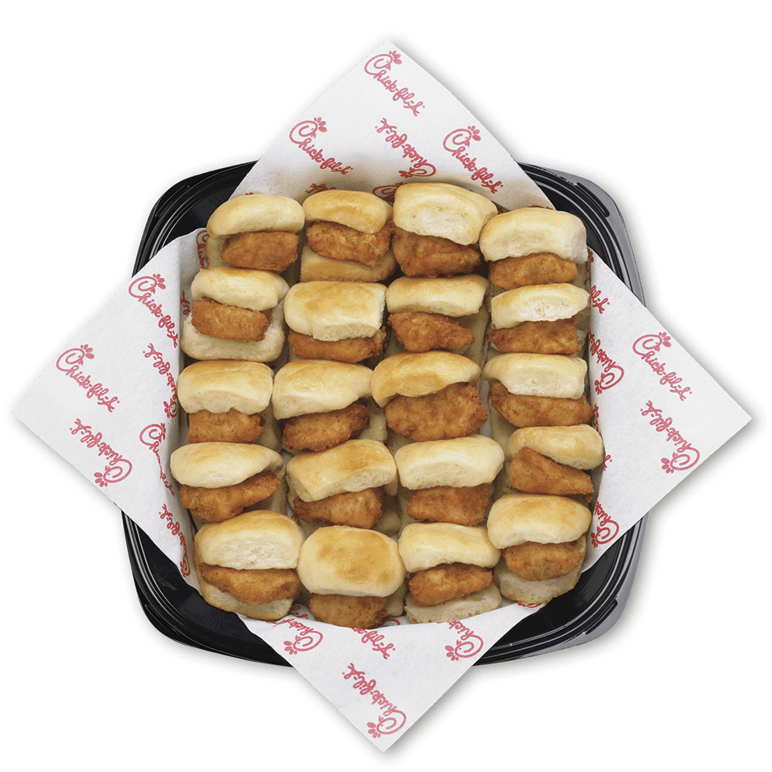 Chick Fil A Breakfast Tray Catering  Pinterest  Catering
