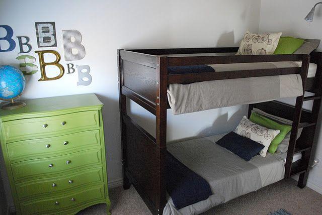 boy room- me gustan los colores!