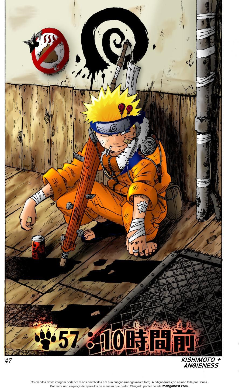 Naruto Capítulo 57 Página 2 Naruto, Naruto