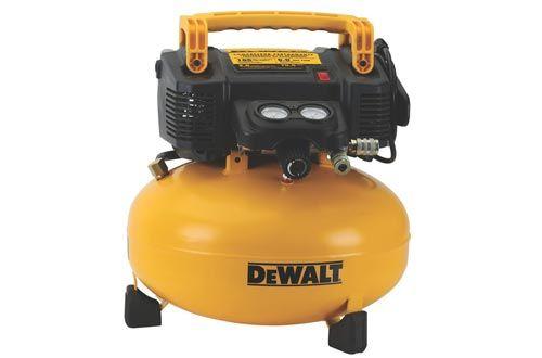 Dewalt Dwfp55126 6 Gallon 165 Psi Pancake Compressor Top