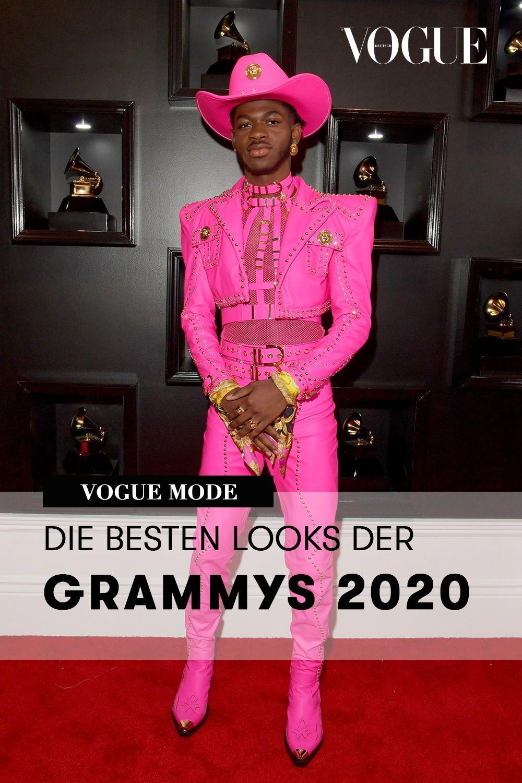 Grammy 2020 Das waren die RedCarpetLooks der Stars in