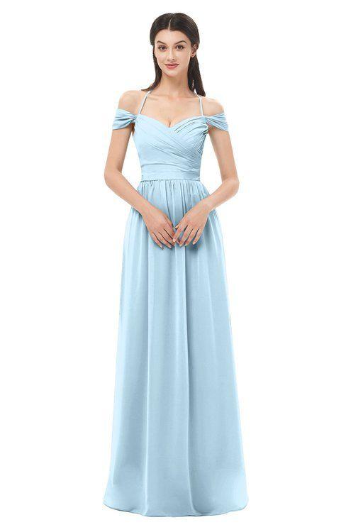 ColsBM Amirah - Ice Blue Bridesmaid Dresses in 2020 ...