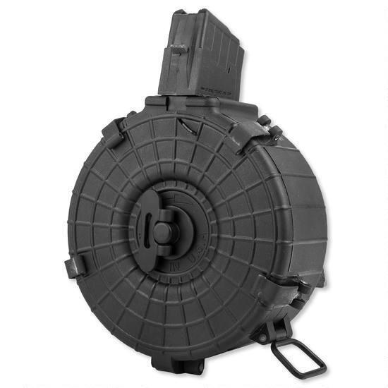 ProMag AK-47 Drum Magazine 7 62x39 73 Rounds Polymer Black