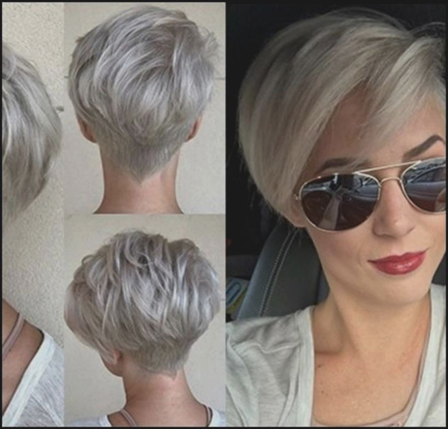 Hairstyles 2018 Wella Hairstyles Wella Short Silver Hair Short Hair Color Hair Styles
