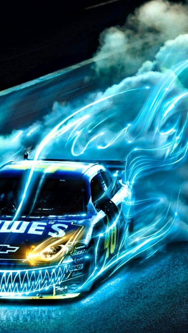 Chevrolet Car Blue Light Drag Racing Cars Race Cars Car Hd