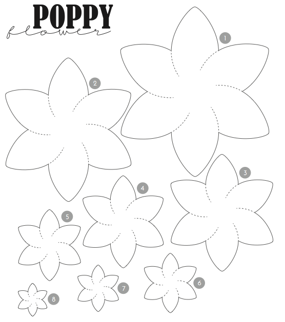 image relating to Felt Flower Template Printable known as felt rose templates - Pesquisa Google Templates Felt