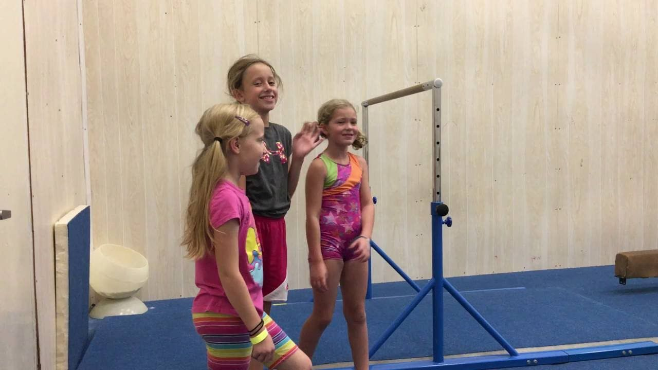 Gymnastics at the chippewa valley family ymca ymca