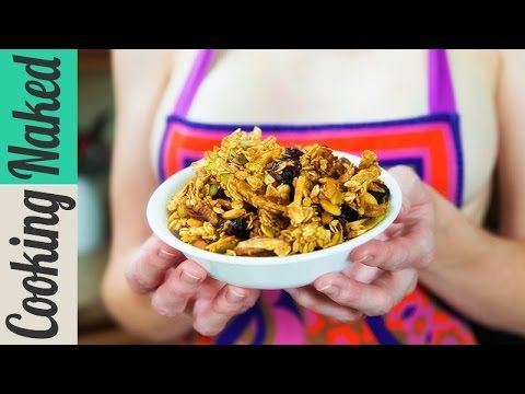 New video cranberry nut granola with rubyday on cooking naked learn how to make simple healthy recipes cranberry nut granola with naked chef ruby day fitness video every tuesday and a recipe video forumfinder Gallery
