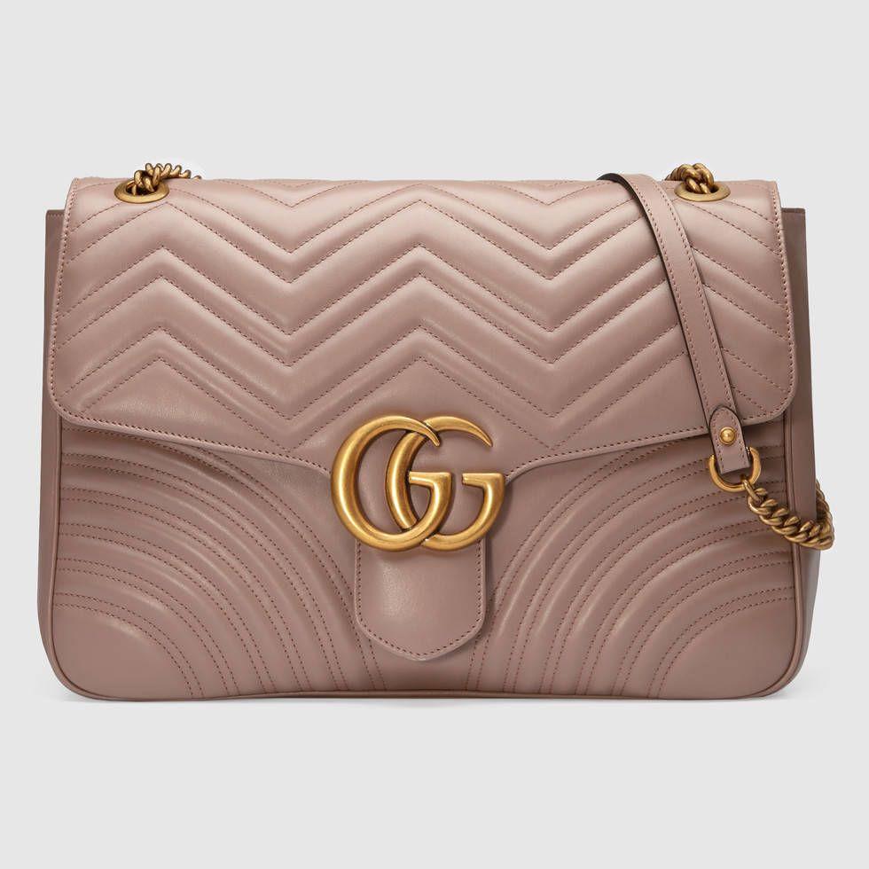 8b30c766a7b GG Marmont matelassé shoulder bag