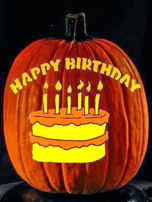 October Birthday Clip Art | Halloween Birthday Images Halloween is ...