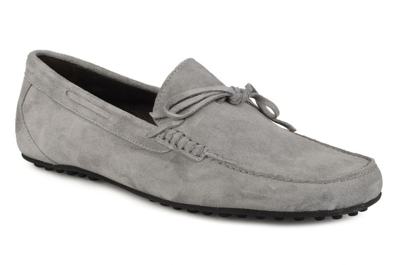 Mocassin homme toile