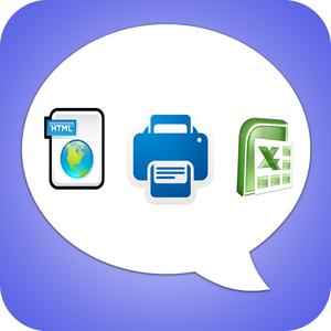 Export Mac App To Text