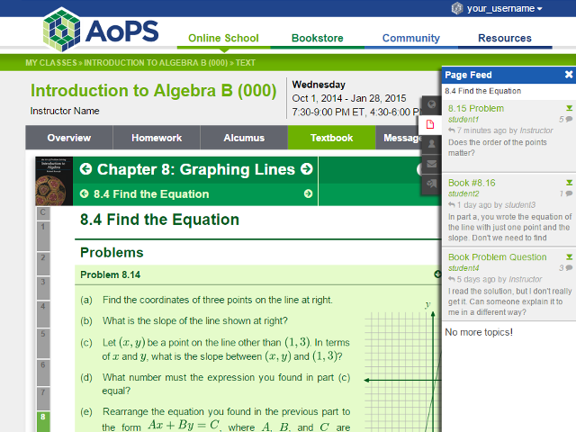 How AoPS Classes Work - Art of Problem Solving | Gifted & Online
