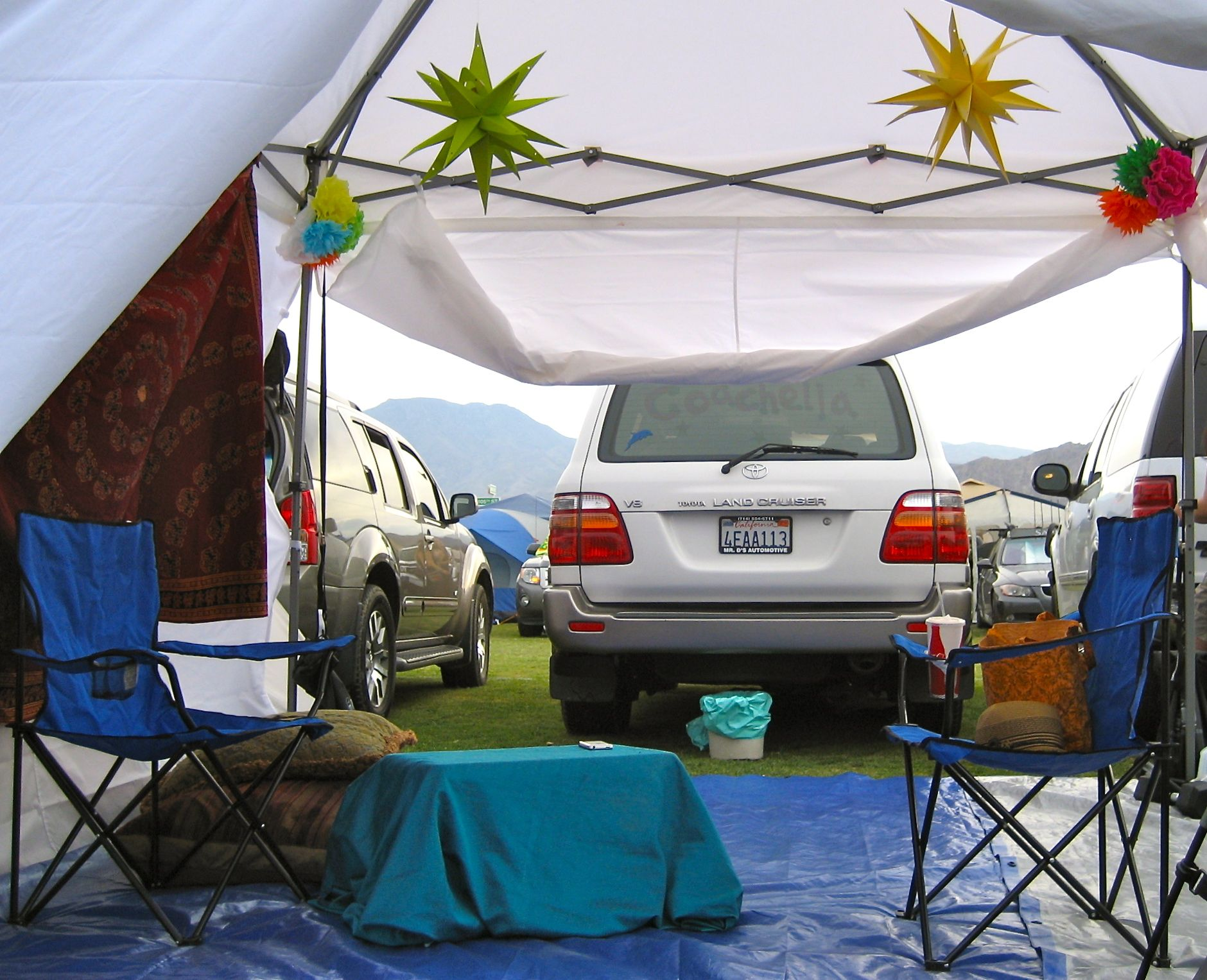estrella camp / coachella | Coachella | Coachella car
