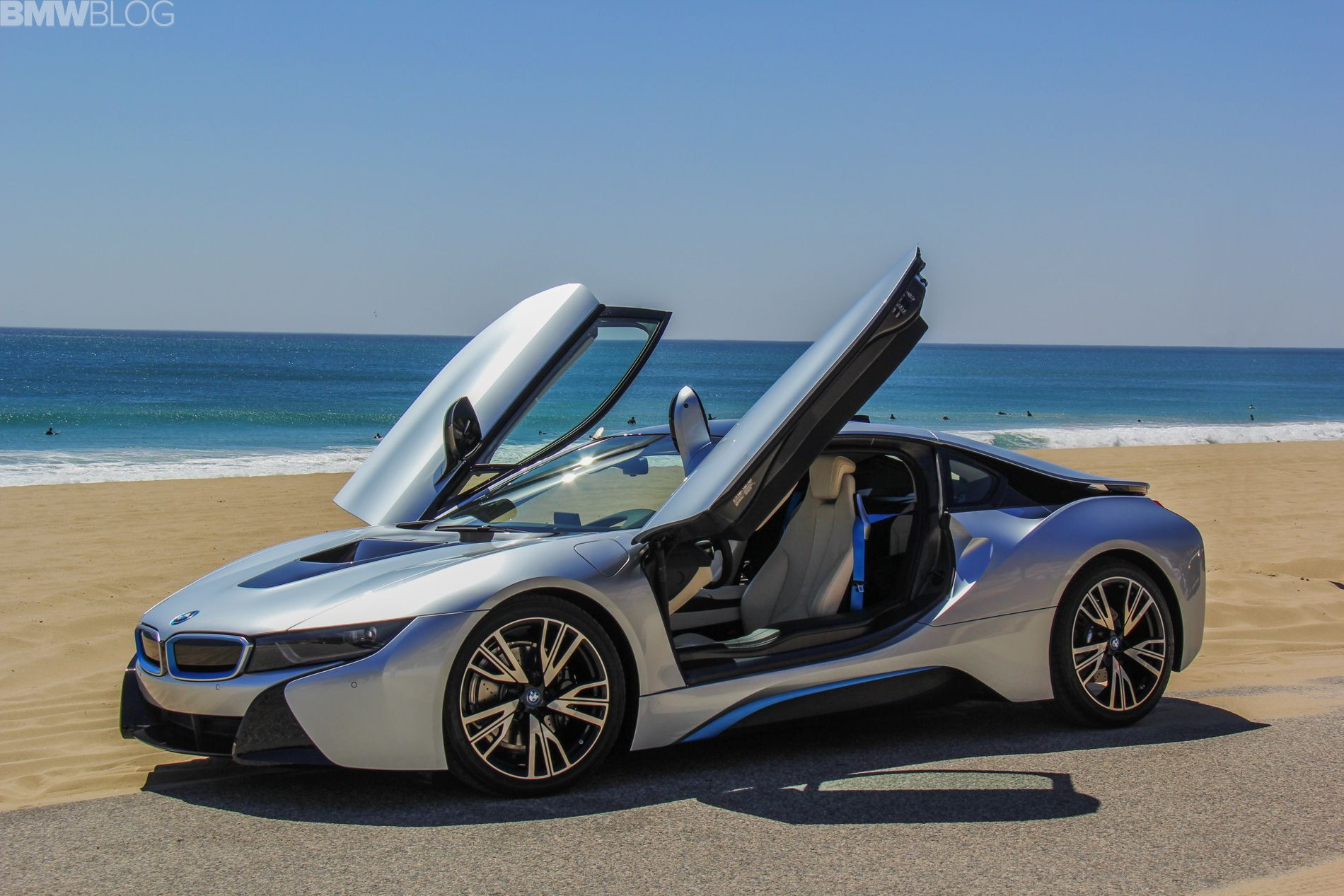 2015 Bmw I8 Bmw Luxury Car Rental Sports Car