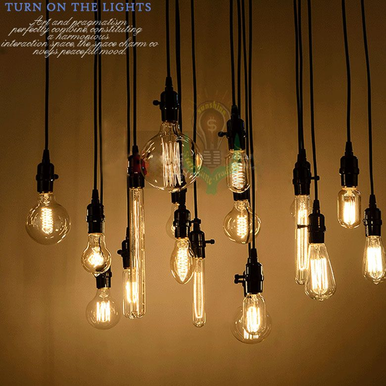 Cheap Pendant Lights On Sale At Bargain Price Buy Quality Pendant Lighting For Restaurants Pendant Li Vintage Pendant Lighting Antique Bulbs Diy Pendant Lamp