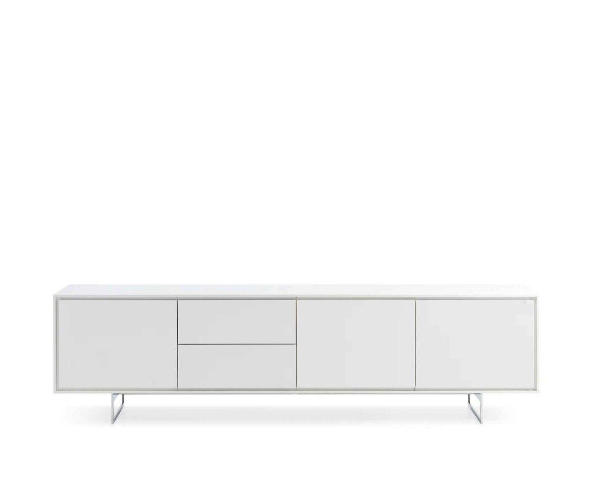 Wunderbar Weisses Sideboard Dekoration Von