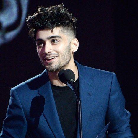 Zayn Malik Just Invented A New Fade Haircut Zayn Malik Hairstyle
